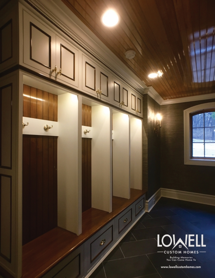 Lowell Custom Homes Lake Geneva Wisconsin Interior Design by The Design Coach